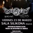 DarkSun – CONCIERTO EN MADRID Viernes, 23 de marzo de 2012 19:30 – 22:30 DarkSun + Survael + Vestigia Puntos de venta anticipada: – Sala Silikona (Plaza del Encuentro, […]