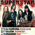 De la mano de Suffer inc. y GMF Concerts tendremos a los suecos Hardcore Superstar en España en mayo. 5 fechas confirmadas en las ciudades de A Coruña, Gijón, […]