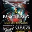 TH3 REASONS..? & PANICO RISING Sábado, 14 de abril de 2012 21:30 – 0:30 Sala Circus (Leganés), Alcarria, 52 Th3 Reasons..? & Panico Rising, estaremos compartiendo escenario el Sábado […]