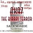 Concierto AK97 + THE BIRRAS TERROR 14/04/12 Sala Monroe 22:00 – 4:00 calle de la paz 1 alcobendas CONCIERTO AK97+ THE BIRRAS TERROR EN LA NUEVA SALA DE CONCIERTOS […]