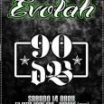 Evolah + 90Db Sábado 14/04/12 Pub Er Sitio Abarán 22:00h Pub Er Sitio Abarán Noche de Rap/Metal, HxC y tralla en el Pub Er Sitio de Abarán de la […]