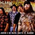 Como un poderoso vehículo motorizado de cuatro ruedas, Hogjaw tomaron un arriesgado atajo dentro de la industria musical, siguiendo su propio sendero de rock n' roll, trayendo de vuelta un […]