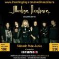 Medina Azahara presentará su nuevo disco de estudio el próximo 9 de Junio en la sala Old School de Getafe acompañados de grupo Censurados Concierto Medina Azahara en Madrid […]