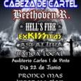 EVENTO CANCELADO PINTO HARD FEST 22 de junio a la(s) 18:00 – 23 de junio a la(s) 2:00 Auditorio Carlos I, Pinto Bandas confirmadas: esKISSitos Cabeza del cartel (pronto […]