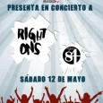 The Right Ons + 84 Sábado 12 de mayo de 2012 a las 19:45 Sala Cats Calle de Julián Romea, 4, 28003 Madrid, España Entrada The Right […]