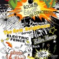 Este Sábado: VOLT FACE X: Electric Fence+Bitter Honey+The Bonesinner+The New Neighbours Sábado 14/04/12 Rock Palace 22:30 – 6:00 VOLT FACE X: BOOM!!! Electric Fence+Bitter Honey+The Bonesinner+The New Neighbours Sábado...