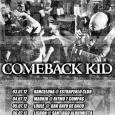 HFMN CREW PRESENTA:   COMEBACK KID www.comeback-kid.com Regresa a la península una de las bandas de hardcore más importantes del mundo, los canadienses COMEBACK KID. Celebrando su décimo aniversario, […]