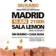 Selección de fotos realizadas en el concierto de Sin Rumbo + Casa Rusacelebrado en la sala Lemon de Madrid el día 15/06/12 http://www.flickr.com/photos/robertofierro/sets/72157630148326528/