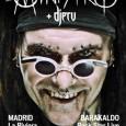 Recordamos que Minsitry presentan el disco en una gira mundial con parada enMadrid(24 de julio, Riviera) yBarakaldo, Bizkaia (25 de julio, Rockstar Live). MINISTRY + DJERV Martes, 24 de julio […]
