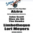 Sona LaDipu Pop Rock organiza un evento e lpróximo 21 de Julio en la Plaza Mayor de Alzira con la participación de las bandas John Scott, Nius De Nit, […]