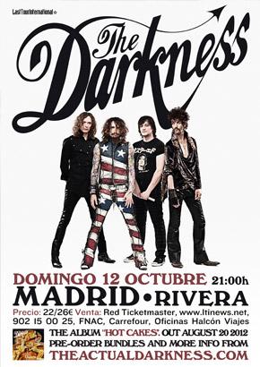 The darkness el 7 de octubre en la riviera - Oficinas viajes halcon ...