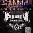 Vendetta Fucking Metal + Scarecrow Avenue – Murcia Viernes 14 de Septiembre 22:00h Old School Bar Murcia Vendetta Fucking Metal vuelven para realizar la segunda y ultima parte de […]