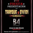 Fiesta Presentación the Music Box con la actuación de Tarque & Ovidi Blues Explosion + 84, el precio para esta fiesta de presentación concierto incluido unicamente 5€!!!