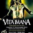 Vita Imana – Sala Cats – 17/11/12  El concierto de Vita Imana era un concierto muy esperado pues llevaban anunciando éste fin de gira desde hace varios meses, también […]
