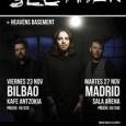 Selección de fotos realizadas en el concierto deSeether + Heaven´s Basement celebrado en la Sala Arena de Madrid el día 24/11/12 http://www.flickr.com/photos/robertofierro/sets/72157632139431784/