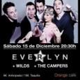 Festival NOISE OFF XS Presents: EVERLYN + WILDS + THE CAMPERS Sábado, 15 de diciembre de 2012 20:30h ¡¡Cartelazo de Noise off festival XS OFFLINE!! ¡Consigue ya tu entrada en […]