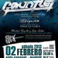 Presentación de «Stubburn» de GAUNTLET en Madrid @ Sala Caracol – 02.02.2013 Sábado, 2 de febrero de 2013 20:30h YA A LA VENTA en toda España las entradas para […]