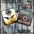 Thomb + Mechanik en Madrid 04/01/13 Sala RRR Club En concierto: Thomb presentanTemple of Magic Birds» Mechanik presentando «Velut Stella Splendida» que cierra su trilogía de 2012.