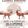 ELLIOT BROOD – 14/02/13 – Sala Copérnico Cuando hablamos de Folk – Rock personalmente el primer grupo que se me viene a la cabeza son los canadienses Elliot Brood, […]