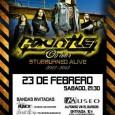GAUNTLET+ NUSICK+ STILL LIFE – 23.02.2013 – Burgos @ Sala Museo La banda de metal GAUNTLET (www.gauntletmetal.com) actuará en Burgos el sábado 23 de febrero presentando su último disco, […]
