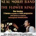 NEAL MORSE – THE FLOWER KINGS – TRANSATLANTIC Normalmente un sábado por la noche por las inmediaciones de Tribunal en Madrid implica ver gente por doquier, pero cuando ya ves […]