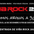 VIÑA ROCK 2013: ÚLTIMAS ENTRADAS A 30 EUROS HASTA EL 7 DE ENERO ENTRADAS http://www.ticketea.com/festival-vina-rock-2013-entradas-abono-cartel REDES SOCIALES http://open.spotify.com/user/116089594/playlist/7rT0e4vvH7hHJnFLULVN8m https://www.tuenti.com/?m=login https://twitter.com/VinaRockFestival https://www.facebook.com/vinarockfestival http://www.youtube.com/watch?v=YVdZpX27M_o&feature=youtu.be