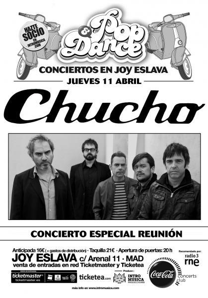 Chucho - Un Angel Turbio
