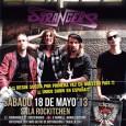 ECLIPSE ¡¡POR PRIMERA VEZ EN NUESTRO PAÍS!! *** ÚNICO CONCIERTO EN ESPAÑA *** GRUPO INVITADO STRANGERS SÁBADO 18 DE MAYO, 2013 – SALA ROCKITCHEN (MADRID) Apertura Puertas: 20:00 h. – […]