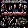 HARDREAMS + GÜRU en la BeGood (BCN.) !!! Dentro de las HeavyHard Sessions que Yago Heavymetal programa en la sala BeGood de Poblenou (BCN.), tenemos el enorme placer de […]
