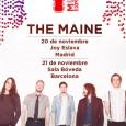 ¡¡Próximos conciertos de The Maine en España en Noviembre en Madrid y Barcelona!! – Madrid 20 Noviembre: Sala Joy Eslava. Entrada permitida a mayores de 14 años. – Barcelona […]