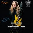 Madrid recibirá el 22 de Noviembre la visita Mattias Eklundh de la mano de Arrowslive.com. El virtuoso guitarrista llevará a cabo una masterclass dirigida a sus fans y seguidores […]