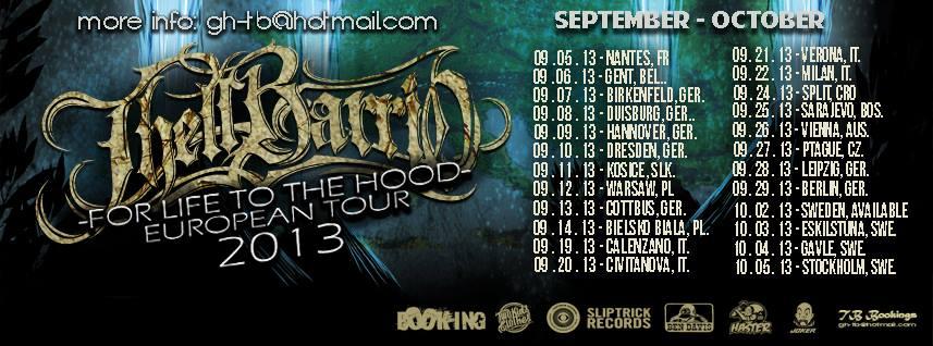 Agnostic Front European Tour