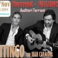 PITINGO – Concierto en Torrent (VALENCIA) ENTRADAS A LA VENTA EN: ╚►http://www.entradas.com/entradas/de-tú-a-tú.-pitingo-con-juan-carmona.-evento_1_2_46_77032 El próximo 9 de Noviembre de 2013 a las 20:30h en el «Auditori Torrent» de Torrent – VALENCIA […]