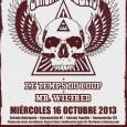 BLACK RAINBOWS (Italia) + LE TEMPS DU LOUP + Mr.WILFRED PEYOTE PRODUCCIONES PRESENTA: * Miércoles 16 de Octubre de 2013 – 22:00h * Sala Barracudas (C/Brescia 19, 28028, Madrid […]