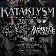 Gira española de Kataklysm + Krisiun + Fleshgod Apocalypse ¡Estamos de enhorabuena! Después de un largo pero necesario periodo de descanso,Babylon Productions vuelve a la carga con energías renovadas y […]