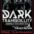 Dark Tranquillity + Tristania – Sala Totem – 16/11/13 Los mismísimos Dark Tranquillity, una de las formaciones a las que se le atribuye la creación del Death Melódico como tal, […]