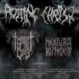 ROTTING CHRIST + TWILIGHT OF THE GODS + NEGURA BUNGET + HYBAN DRACO + WRATH WITHIN Madrid Sala Arena 10/11/13 Último concierto de la gira en la que los helenos […]