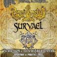Survael en directo en Madrid Este viernes 29 de Noviembre estarán Survael sobre el escenario de la We Rock. El cartel lo completan Pimeä Metsä y Heid Este viernes […]