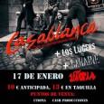 CASABLANCA+LOS LÜGERS+LA HAINE Casablanca tiene todos los ingredientes para ser una banda de Rock de altísimo nivel con éxito en su país de origen, destinada a llegar a lo más […]
