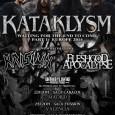 Gira española de Kataklysm + Krisiun + Fleshgod Apocalypse ¡Estamos de enhorabuena! Después de un largo pero necesario periodo de descanso, Babylon Productions vuelve a la carga con energías renovadas […]