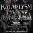Selección de fotos realizadas en el concierto de Kataklysm+Krisiun+Fleshgod Apocalypsecelebrado en la Live! de Madrid el día 23/01/14 http://www.flickr.com/photos/robertofierro/12173705274/in/set-72157640220143914 #Kataklysm #Krisiun #FleshgodApocalypse #Waitingtotheendtocome #babylonproductions
