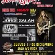 ROCK & GASOLINE – 19/12/13 – We Rock Empezaba la noche del 19 de Diciembre en la madrileña sala We Rock, presentaciones y conciertos nos esperaban. Ambiente inmejorable, Pilar Rubio […]