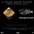 GRAND DESIGN desde Suecia son la nueva confirmación para A HARD ROCK NIGHT – AHRN FESTIVAL 2014 – !!! 23 de Mayo Madrid Sala We Rock 24 de Mayo […]