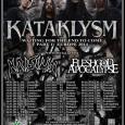 CAMBIO DE SALA ( IMPORTANTE) Gira española de Kataklysm + Krisiun + Fleshgod Apocalypse El concierto previsto en la Sala Caracol para este jueves se traslada a nuestra sala. Estamos […]