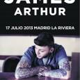 Tan sólo dos días después de su paso por Madrid y Barcelona, con las entradas agotadas para ambos conciertos desde hacía más de un mes, JAMES ARTHUR anuncia que vuelve […]