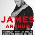 Selección de fotos realizadas en el concierto de James Arthur + Raul Gómezcelebrado en Joy Eslava de Madrid el día 07/02/14 http://www.flickr.com/photos/robertofierro/sets/72157640704608374/ #JamesArthur #Raul Gómez #JoyEslava #Impossible #XFactor