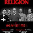 HFMN CREW & ONP CREW PRESENTAN BAD RELIGION + AGAINST ME! HFMN junto a la ONP te trae el que sin duda es el concierto punk rock del año: […]