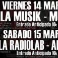 GANSOS ROSAS – MURCIA y ALMERÍA Sin duda, la mejor banda tributo a Guns And Roses de toda europa estará el próximo 14 de Marzo en Murcia y el 15 […]