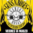 GANSOS ROSAS, considerada por el mismísimo Steven Adler (batería original de GUNS AND ROSES en APETTITE FOR DESTRUCTION), como la mejor banda tributo a GUNS AND ROSES de Europa estarán […]