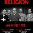 Bad Religion, Againts me, H2O, Norma Jean y Terror en Madrid Esta primavera pasarán por Madrid varias giras de artistas internacionales de primer nivel durante los mes es de […]